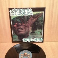 Discos de vinilo: LA PERRERA. RIGHT SIDE OF OUR MINDS.. Lote 206363718