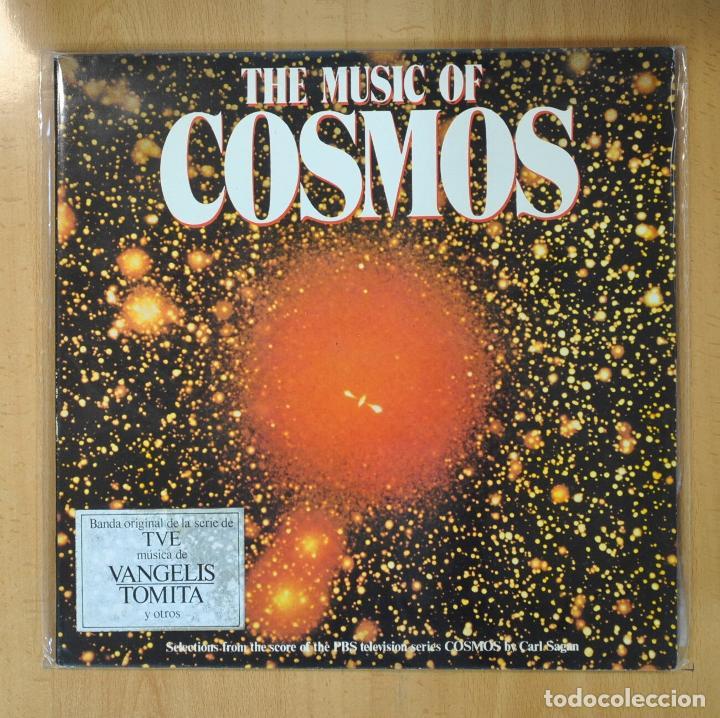 VARIOS - THE MUSIC OF COSMOS - GATEFOLD - LP (Música - Discos - LP Vinilo - Bandas Sonoras y Música de Actores )