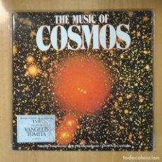 Discos de vinilo: VARIOS - THE MUSIC OF COSMOS - GATEFOLD - LP. Lote 206366267