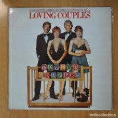 Discos de vinilo: VARIOS - LOVING COUPLES - LP. Lote 206366645