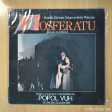 Discos de vinilo: POPOL VUH - NOSFERATU - LP. Lote 206366757