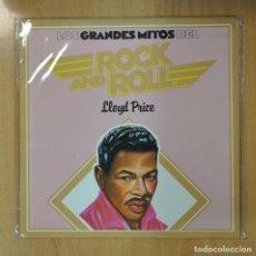 Discos de vinilo: LLOYD PRICE - LOS GRANDES DEL ROCK AND ROLL - LP. Lote 206366930