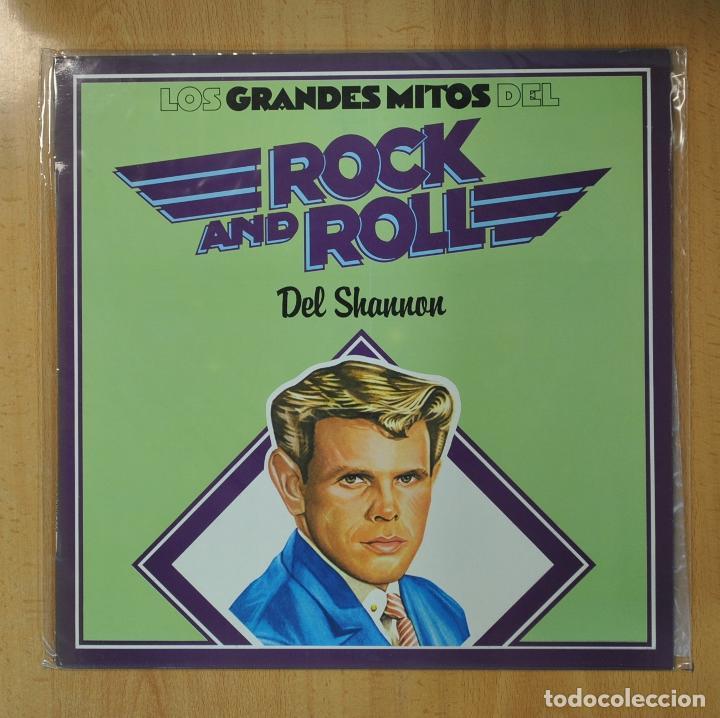 DEL SHANNON - LOS GRANDES DEL ROCK AND ROLL - LP (Música - Discos - LP Vinilo - Rock & Roll)