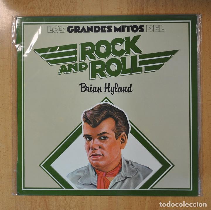 BRIAN HYLAND - LOS GRANDES DEL ROCK AND ROLL - LP (Música - Discos - LP Vinilo - Rock & Roll)