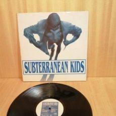 Discos de vinilo: SUBTERRANEAN KIDS. HASTA EL FINAL. MINI ÁLBUM 12'' 45 RPM, GATEFOLD.. Lote 206371401