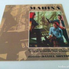Discos de vinilo: ORQUESTA SINFÓNICA Y COROS - MARINA (2 LPS). Lote 206375212