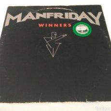 Discos de vinilo: MANFRIDAY - WINNERS. Lote 206383488