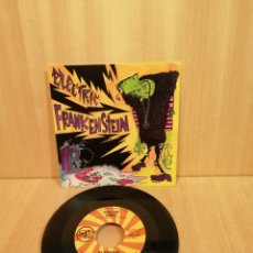 Discos de vinilo: ELECTRIC FRANKENSTEIN. NOT WIT' U. PURE & SIMPLE.. Lote 206386376
