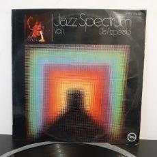 Discos de vinilo: JAZZ SPECTRUM. VOL. 1 ELLA FITZGERALD. STEREO 23 04 035. VERVE. SPAIN. Lote 206388477