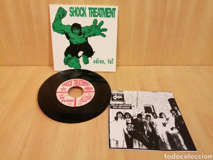 SHOCK TREATMENT. ADIÓS, TÚ! (Música - Discos - Singles Vinilo - Punk - Hard Core)