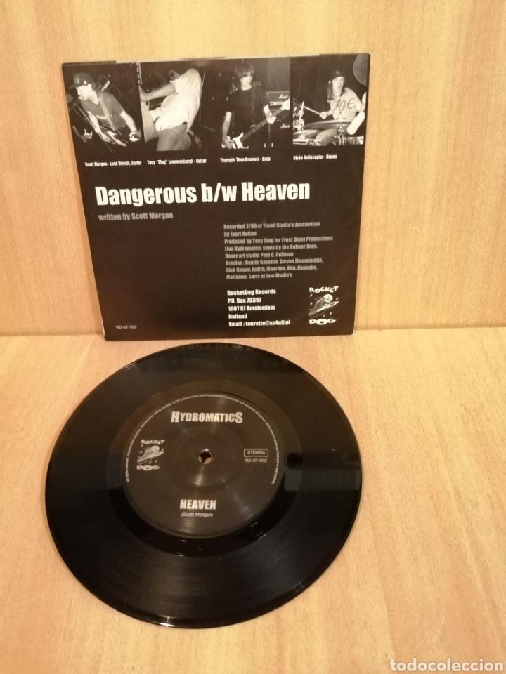 Discos de vinilo: Hydromatics. Dangerous. Heaven. - Foto 2 - 206390791