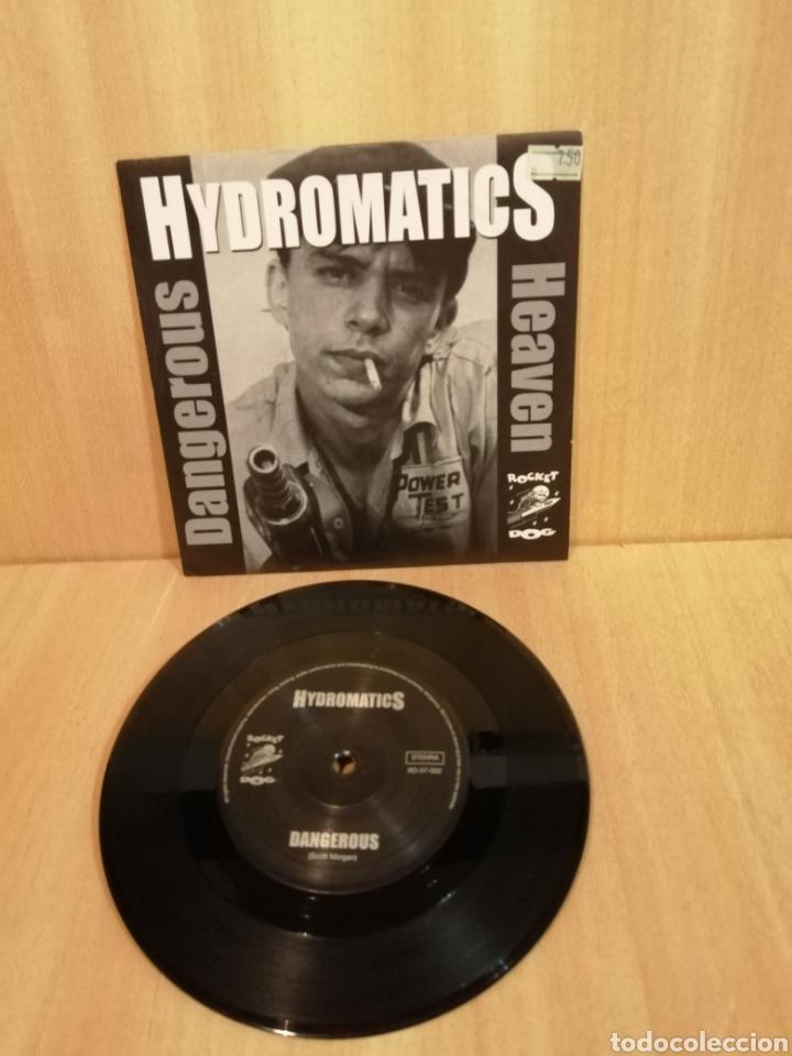 HYDROMATICS. DANGEROUS. HEAVEN. (Música - Discos - Singles Vinilo - Punk - Hard Core)