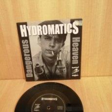 Discos de vinilo: HYDROMATICS. DANGEROUS. HEAVEN.. Lote 206390791