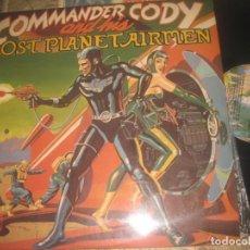 Discos de vinilo: COMMANDER CODY AND HIS LOST PLANET AIRMEN (WARNER BROSS-1975)ESPAÑA. Lote 206390851