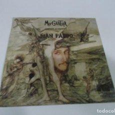 Discos de vinilo: JUAN PARDO. NOWHERE. MY GUITAR. ESPAÑA, 1973. Lote 206392058