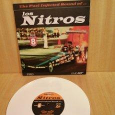 Discos de vinilo: LOS NITROS. THE FUEL INJECTED SOUND OF.. 10''.. Lote 206393648