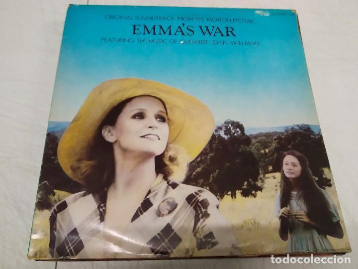 JOHN WILLIAMS -- EMMA'S WAR (Música - Discos - LP Vinilo - Bandas Sonoras y Música de Actores )