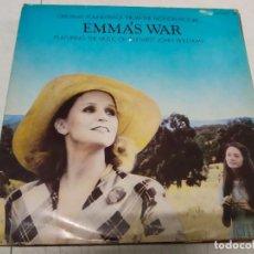 Discos de vinilo: JOHN WILLIAMS -- EMMA'S WAR. Lote 206395472