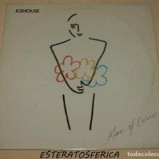 Discos de vinilo: ICEHOUSE - MAN OF COLOURS - CHRYSALIS UK 1987. Lote 206396425