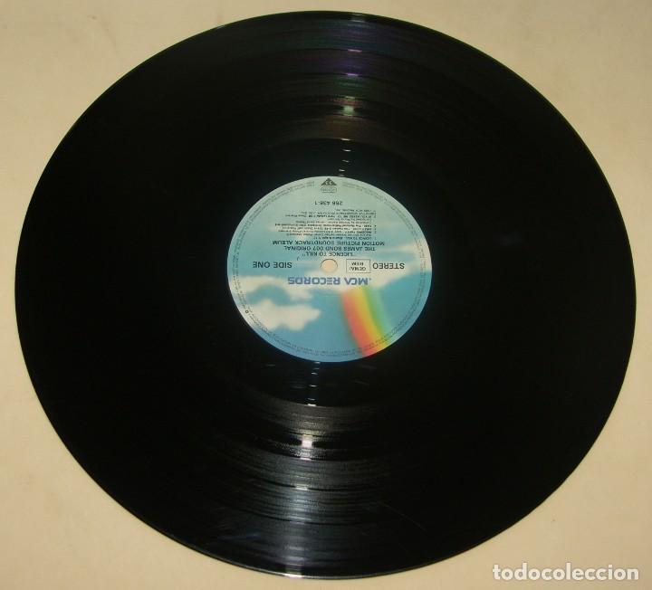 Discos de vinilo: LICENCE TO KILL - BSO - MCA RECORDS 1989 FRANCE - Foto 4 - 206397756