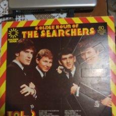 Discos de vinilo: GOLDEN HOUR OF THE SEARCHERS.. VOL 2. Lote 206397838
