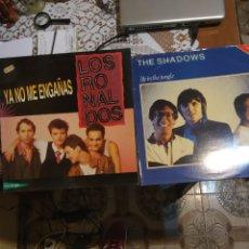 Discos de vinilo: LOS RONALDOS. YA NO ME ENGAÑAS+2 MAXI SINGLE. Y THE SHADOWS. LIFE IN THE JUNGLE.. Lote 206399732
