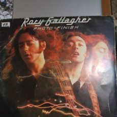 Discos de vinilo: RORY GALLAGHER. PHOTO-FINISH. LP. CONTIENE ENCARTE.. Lote 206400922