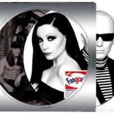 Discos de vinilo: FANGORIA -ABSOLUTAMENTE - LP PICTURE DISC-ORIGINAL ÚNICA EDICIÓN 2009. Lote 206404890