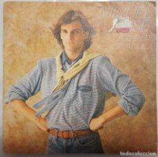 Discos de vinilo: SINGLE / MIGUEL BOSÉ / CREO EN TI - DEJA QUE... / CBS 1979. Lote 206405963