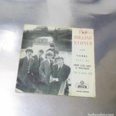 Discos de vinilo: THE ROLLING STONES--- CAROL - TELL ME + 2 CON TRICENTER- 1964 -VINILO ( NM OR M- ) PORTADA VG +++ ). Lote 206406942