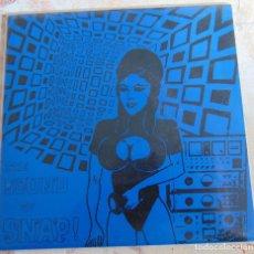 Disques de vinyle: THE CREPITOS / THE BOGEYMEN / THE SHAMBLES / LOS DUKES - THE SOUND OF SNAP - EP 1994. Lote 206414376