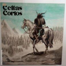Discos de vinilo: CELTAS CORTOS- GENTE IMPRESENTABLE - LP 1990 - EN BUEN ESTADO.. Lote 206418990