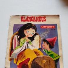 Discos de vinilo: CONTES CATALANS, BLANCANEUS VERGARA.. Lote 206421695