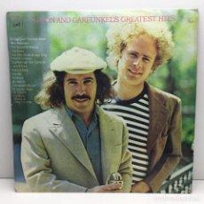 Discos de vinilo: LP - DISCO - VINILO - SIMON AND GARFUNKELS - GREATEST HITS - CBS - AÑO 1972. Lote 206425391