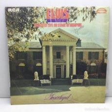 Discos de vinilo: LP - DISCO - VINILO - ELVIS PRESLEY - SUN COLLECTION - RCA - AÑO 1976. Lote 206426045