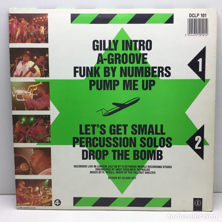 Discos de vinilo: DOBLE LP - DISCOS - 2 VINILOS - TROUBLE FUNK - IT IS IN THE MIX - AÑO 1986 - Foto 2 - 206428760
