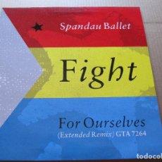 Discos de vinilo: SPANDAU BALLET FIGHT. Lote 206429098