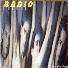 Discos de vinilo: RADIO FUTURA : ESCUELA DE CALOR [ESP 1984] 7'. Lote 206430147