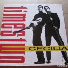 Discos de vinilo: TIMES TWO. CECILIA. Lote 206430331