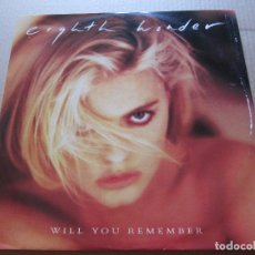 Discos de vinilo: EIGHTH WONDER – WILL YOU REMEMBER. Lote 206432675