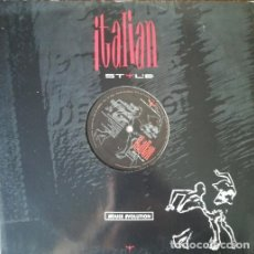 Discos de vinilo: HOUSE CORPORATION - BUMP - MAXI SINGLE DE 12 PULGADAS ITALO DISCO. Lote 206432771