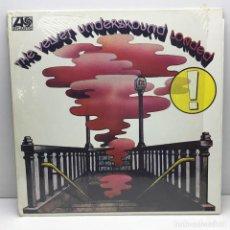 Discos de vinilo: LP - DISCOS - VINILO - THE VELVET UNDERGROUND LOADED - ATLANTIC - AÑO 1981. Lote 206432843
