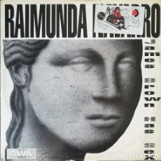 Discos de vinilo: RAIMUNDA NAVARRO - JAMES BROWN HAS SEX - MAXI SINGLE DE 12 PULGADAS ELECTRONIC TECHNO. Lote 206433536