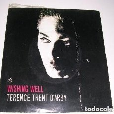 Discos de vinilo: WISHING WELL TERENCE TRENT D'ARBY. Lote 206438915