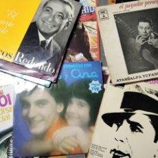 Discos de vinilo: LOTE 17 DISCOS VINILO LP MÚSICA ESPAÑOLA VARIADA. Lote 206439968
