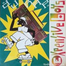 Discos de vinilo: EXPENSIVE BOYS - D.J. RAP - MAXI SINGLE DE 12 PULGADAS ELECTRONIC HOUSE. Lote 206443535