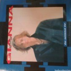 Discos de vinilo: GIANNA NANNINI SINGLE SELLO POLYDOR EDITADO OLANDA AÑO 1993. Lote 206445095