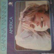 Discos de vinilo: GIANNA NANNINI SINGLE SELLO SOGNAMI EDITADO EN ALEMANIA AÑO 1979. Lote 206445355