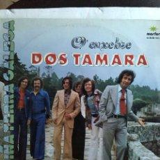 Discos de vinilo: OS TAMARA - O ENXEBRE DOS TAMARA 1979 2 LPS DIFICIL. Lote 206445595