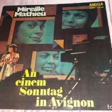 Discos de vinilo: MIREILLE MATHIEU - LP GERMANY- VER FOTOS (LEER COMO ECONOMIZAR EN GASTOS DE ENVIO). Lote 206448321